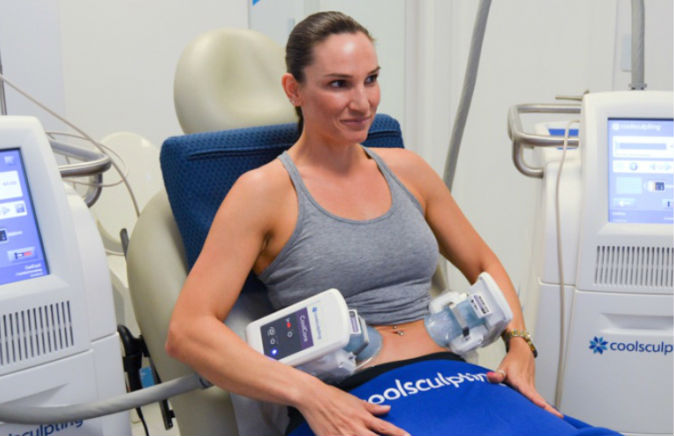 Double Coolsculpting